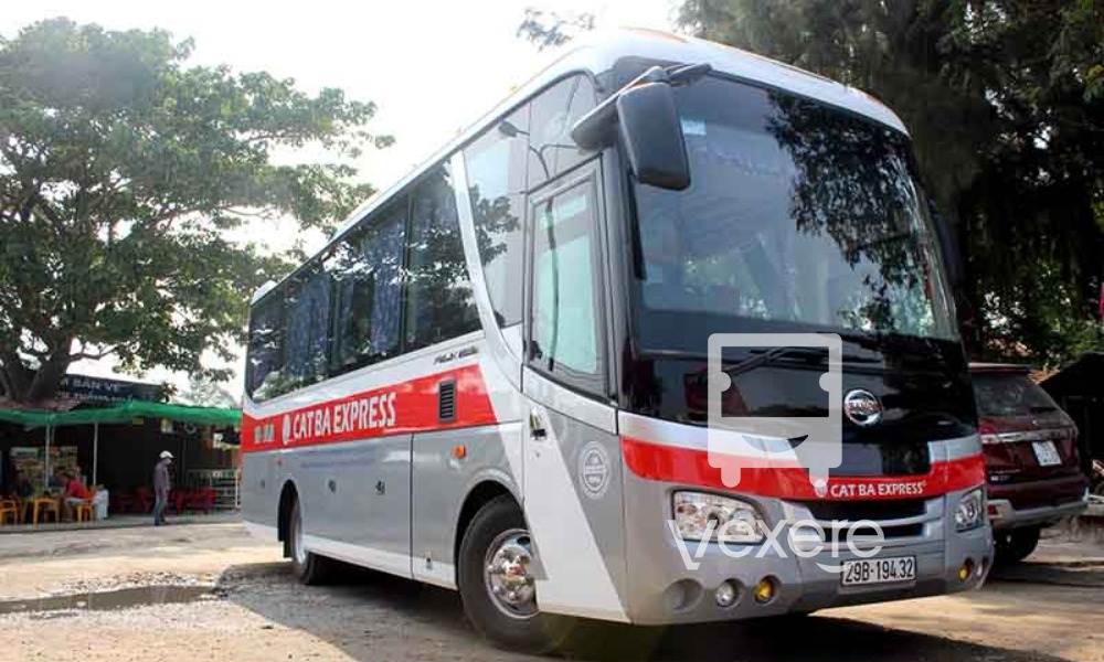 buses to Cat Ba