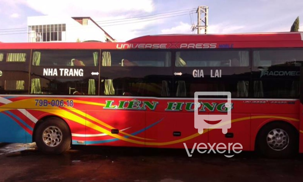 Buses from Sai Gon to Can Tho