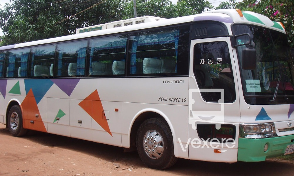 Olympic Xpress bus - VeXeRe.com