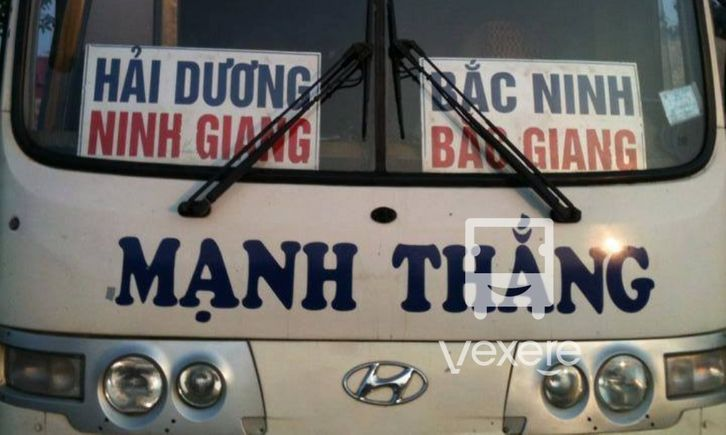 Mạnh Thắng bus - VeXeRe.com