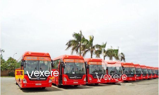 Xe đi Tây Ninh từ Sài Gòn Phương Trang