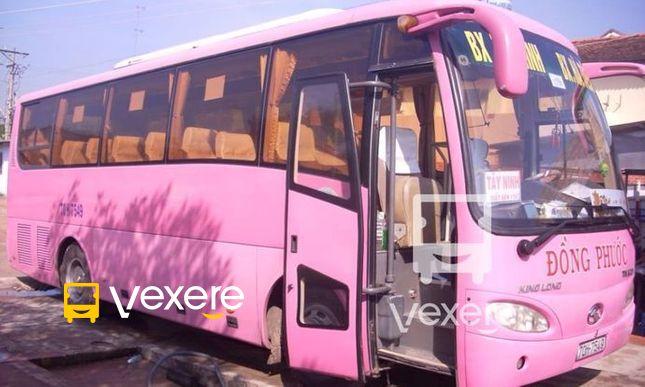 Xe Đồng Phước đi Tây Ninh từ Sài Gòn