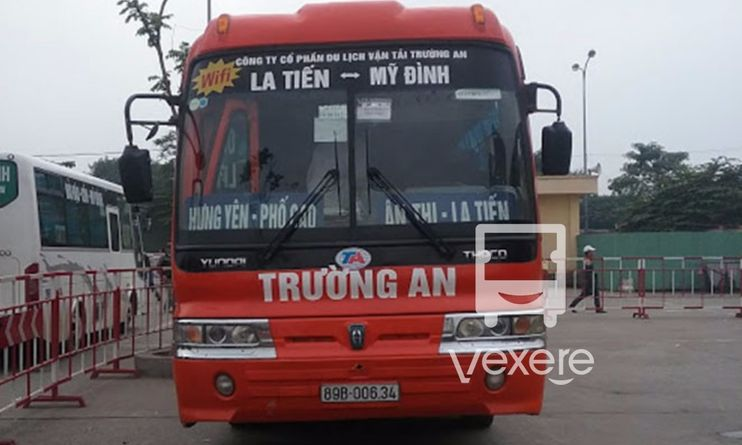 Trường An bus - VeXeRe.com