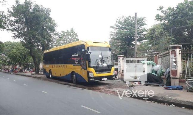 Xe Vân Thuận - VeXeRe.com
