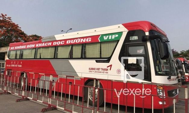 KumHo Việt Thanh bus - VeXeRe.com