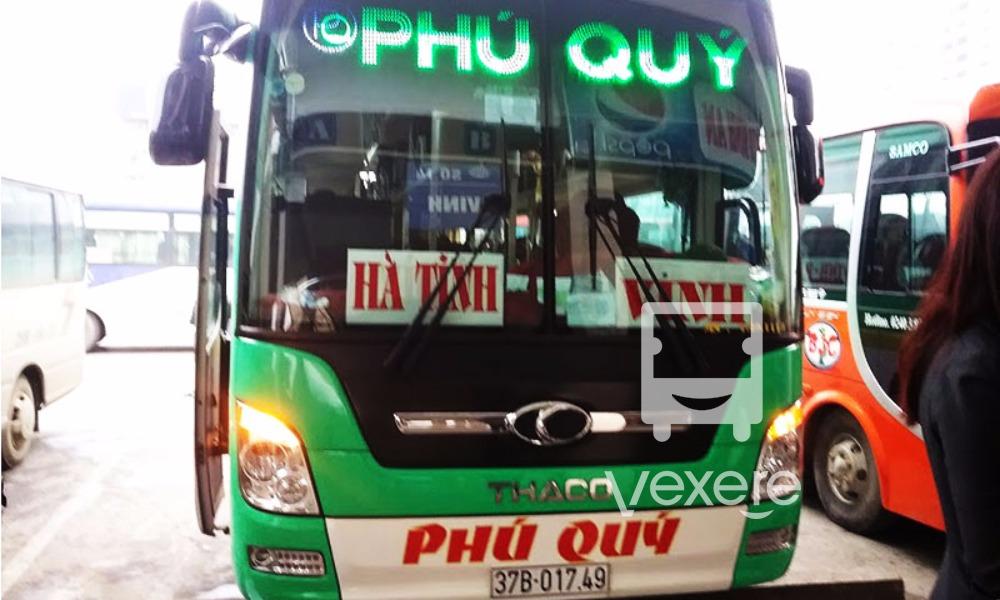 Tuyen xe Ha Noi Can Loc