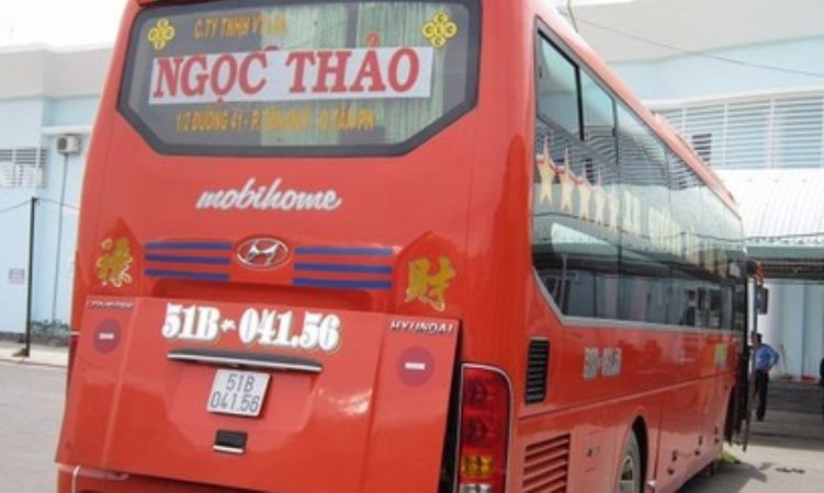 Xe Ngọc Thảo - VeXeRe.com