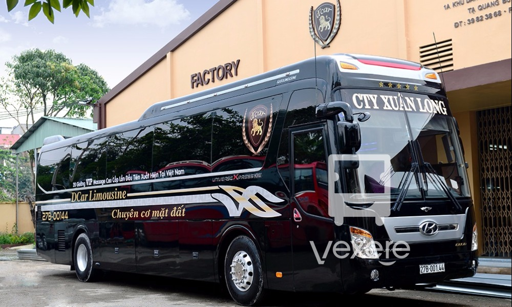 Xuân Long bus - VeXeRe.com