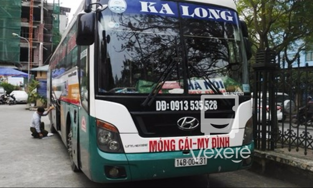 Ka Long bus - VeXeRe.com