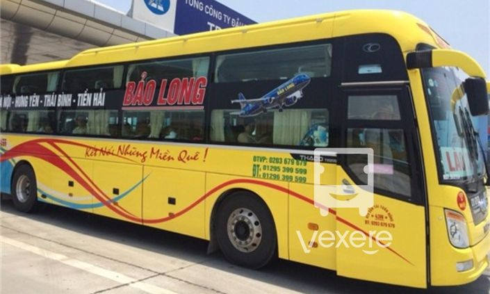 Bảo Long bus - VeXeRe.com