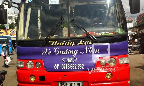 Thắng Lợi bus - VeXeRe.com