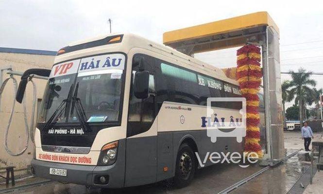 Xe Hải Âu – Giá vé, số điện thoại, lịch trình | VeXeRe.com