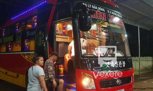 Xe Thiên Trung - VeXeRe.com