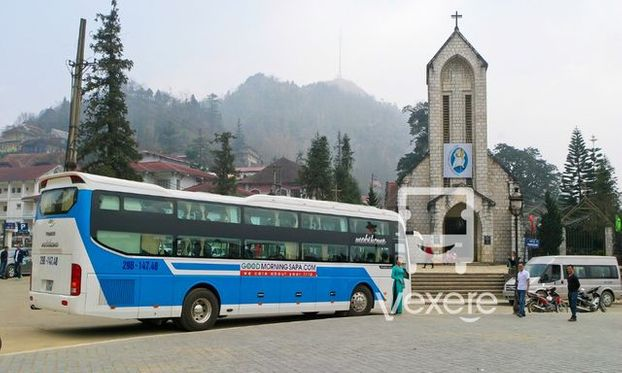 Good morning Sapa bus - VeXeRe.com