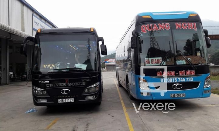 Xe Quang Nghị - VeXeRe.com