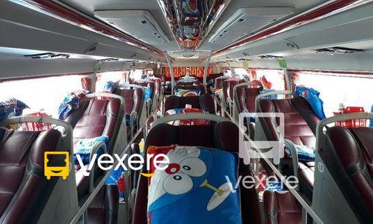 Dang Nhan Bus to Phan Rang from Sai Gon
