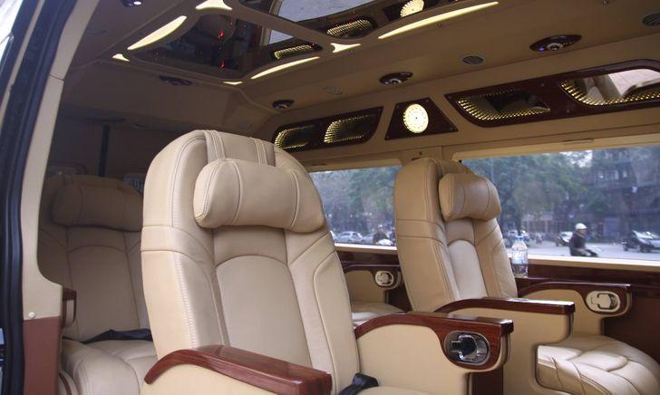 Xe limousine