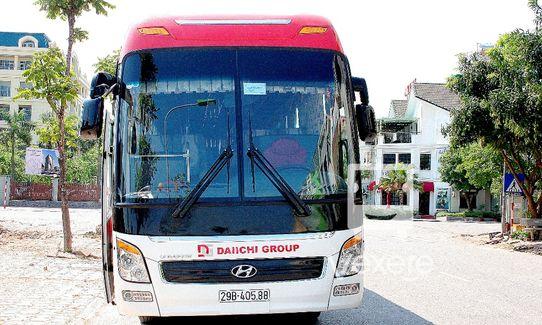 xe Daiichi Travel đi Cát Bà