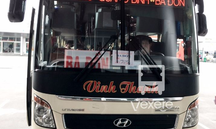 Vinh Thanh bus - VeXeRe.com
