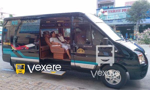Xe Huy Hoàng (Vũng Tàu) – Giá vé, số điện thoại, lịch trình | VeXeRe.com
