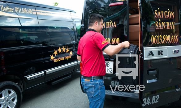 Xe Trường Thịnh Limousine - VeXeRe.com