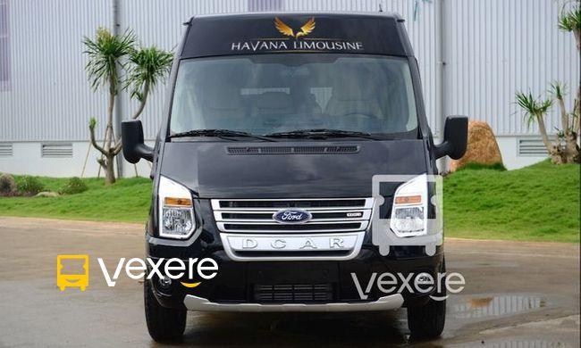 Xe Havana Limousine – Giá vé, số điện thoại, lịch trình | VeXeRe.com