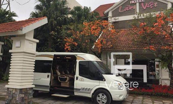 xe Hà Nội Thái Bình chất lượng