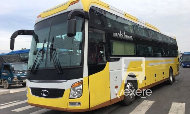 Long Nguyễn bus - VeXeRe.com
