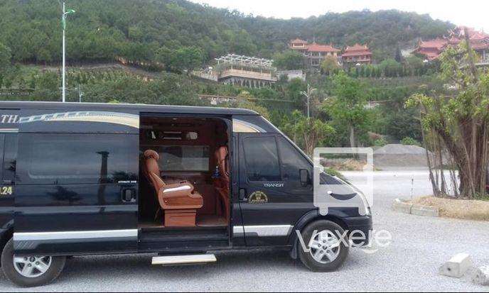 Xe Limousine đi Hà Long
