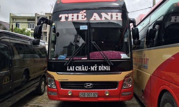 Thế Anh bus - VeXeRe.com