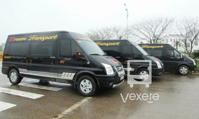 Xe Dream Transport - VeXeRe.com