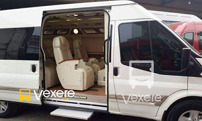 Loc Phat Limousine Vp Sai Gon