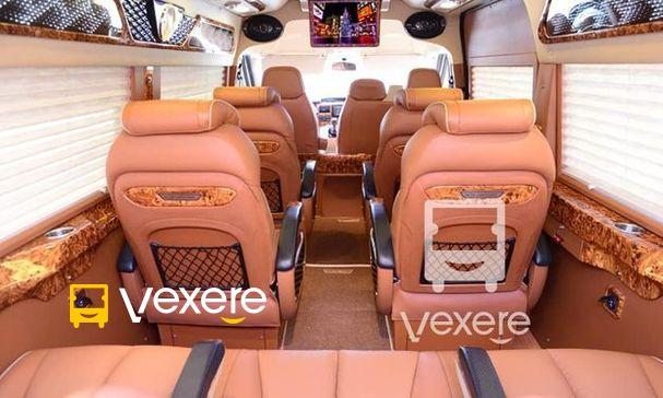 Xe Anh Khôi Limousine – Giá vé, số điện thoại, lịch trình | VeXeRe.com