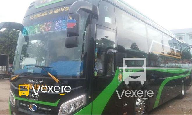 Xe Hoàng Huy (Quảng Ngãi) – Giá vé, số điện thoại, lịch trình | VeXeRe.com
