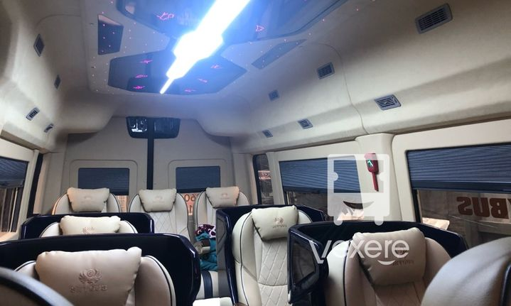 Xe Quỳnh Thanh Vip Limo - VeXeRe.com