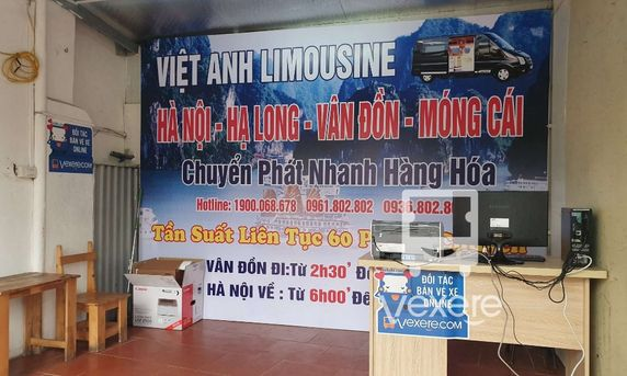 Xe Việt Anh Limousine - VeXeRe.com