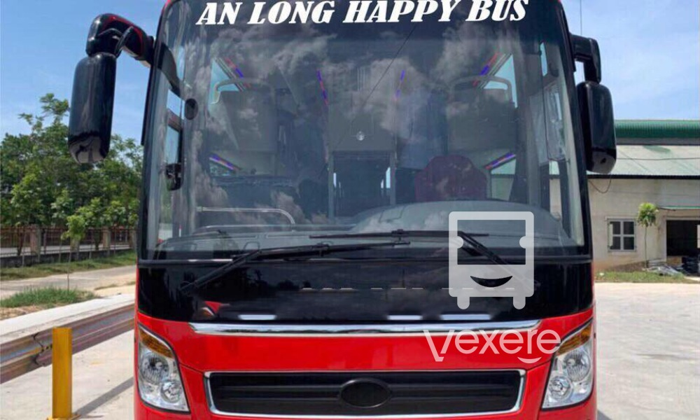 Xe An Long Happy Bus - VeXeRe.com