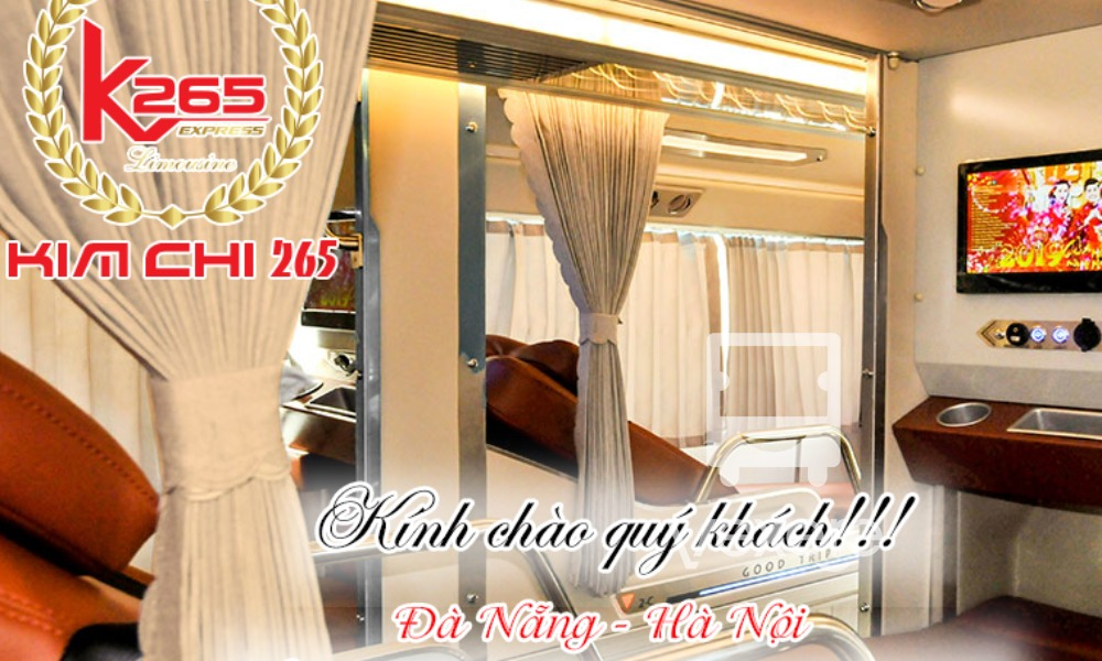 Xe Kim Chi 265 - VeXeRe.com