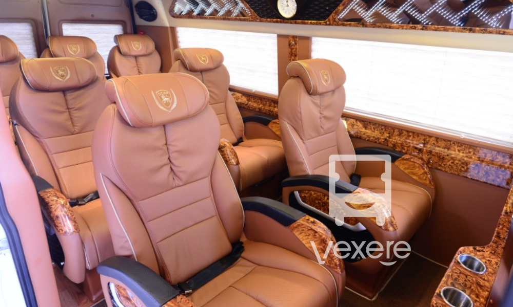 Image result for xe hoàng yến express