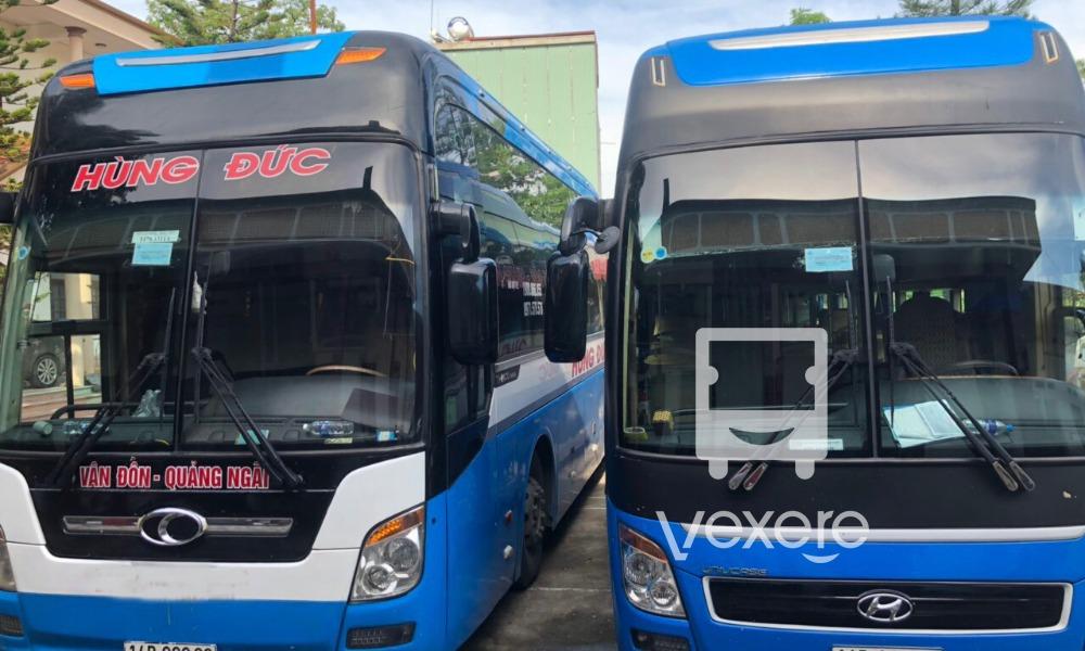 Xe Hùng Đức (Quảng Ngãi) - VeXeRe.com