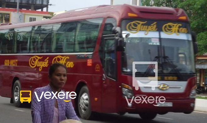 Xe Tuyết Hon – Giá vé, số điện thoại, lịch trình | VeXeRe.com