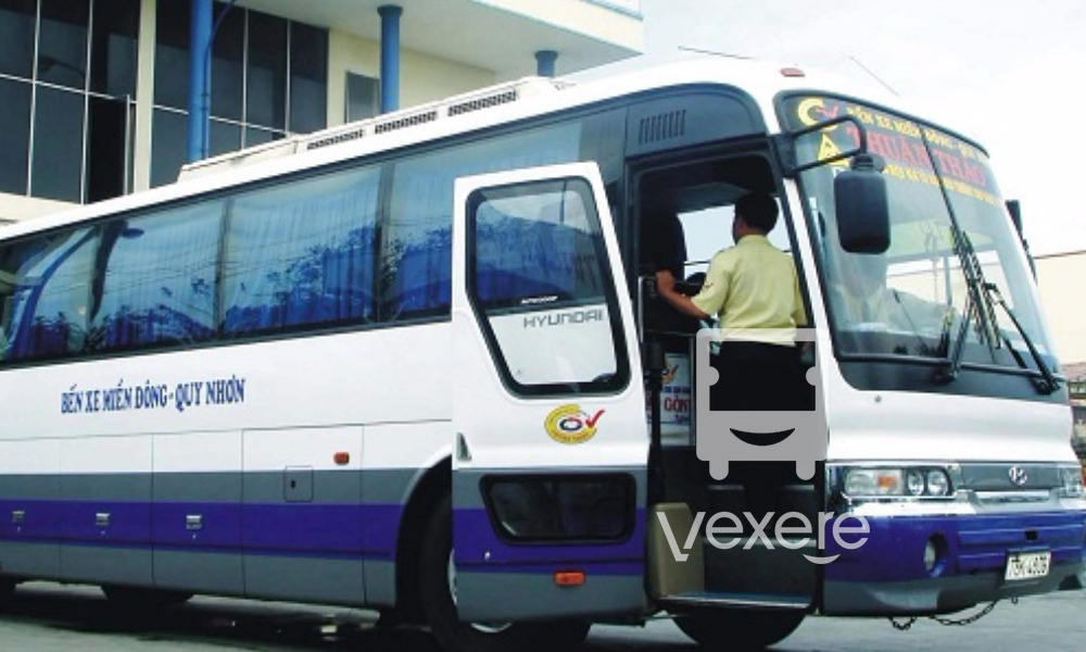 Xe Thuận Thảo - VeXeRe.com