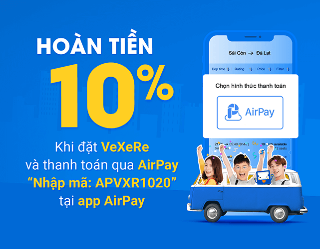 Airpay cashback T11/2020