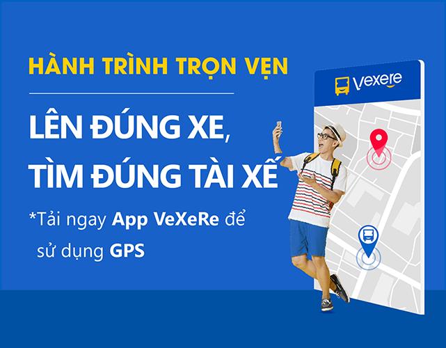 gps app vexere