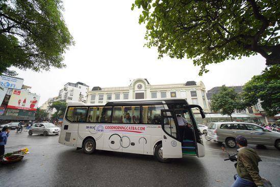 Xe Good Morning đi Cát Bà từ Hà Nội
