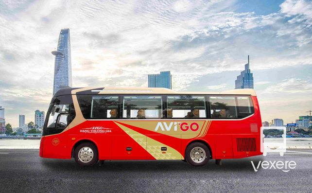 Xe AVIGO – Giá vé, số điện thoại, lịch trình | VeXeRe.com