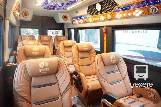 Limousine 11 chỗ VIP Duy Khang Limousine