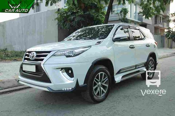 Toyota Fortuner Long Thịnh
