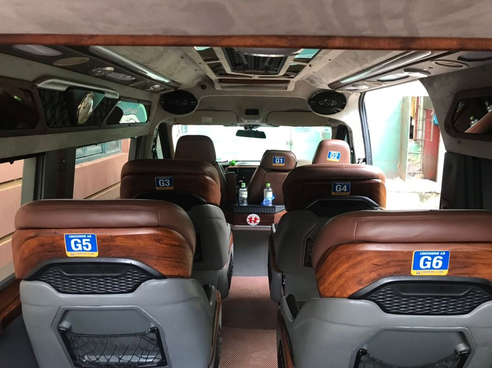 Xe Eco Green Limousine undefined