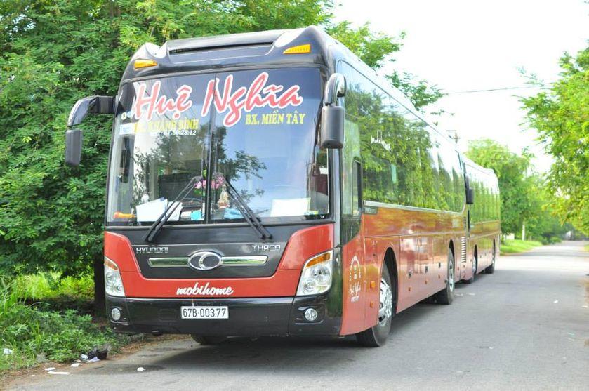 Xe Huệ Nghĩa tuyến Sài Gòn - Tây Ninh